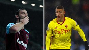 Andy Carroll and Richarlison
