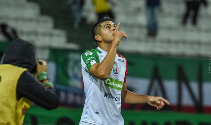 Eder Farías Once Caldas gol 2018-I