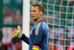 Manuel Neuer Deutschland DFB