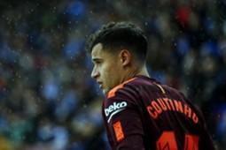 Philippe Coutinho Espanyol Barcelona LaLiga