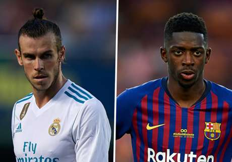 Bale, Dembele & the Clasico stars who could move