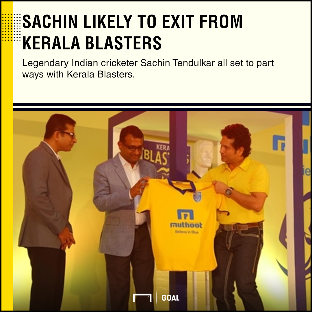 Kerala Blasters Sachin Tendulkar