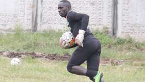 David Okello of Mathare United.