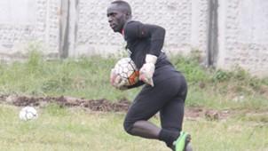 David Okello of Mathare United.