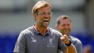 2018-07-22-Liverpool-Jurgen Klopp