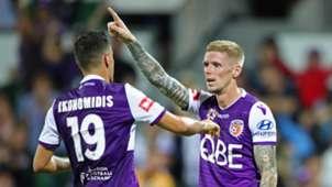 Perth Glory Andy Keogh