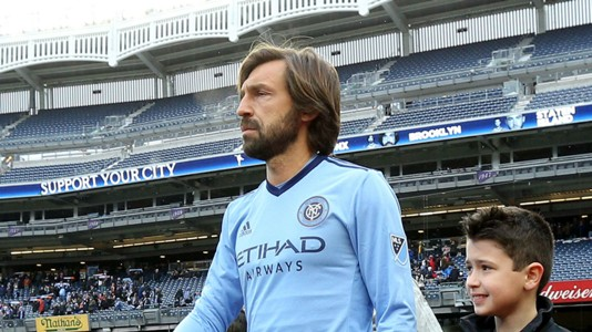 Andrea Pirlo NYCFC