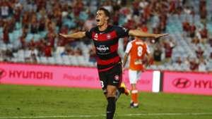 Chris Ikonomidis Western Sydney Wanderers