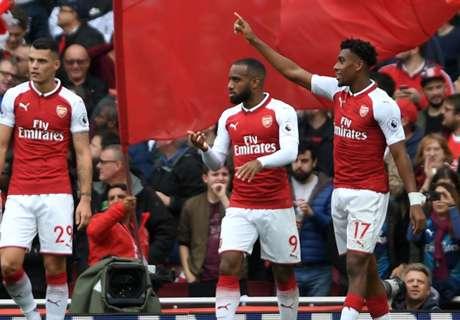Iwobi, Elneny to join Arsenal for Singapore tour