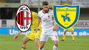 GFX Milan Chievo LIVE STREAM DAZN