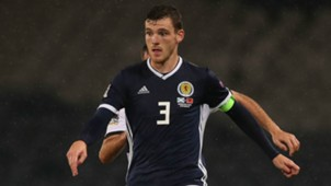 Andy Robertson Scotland 2018