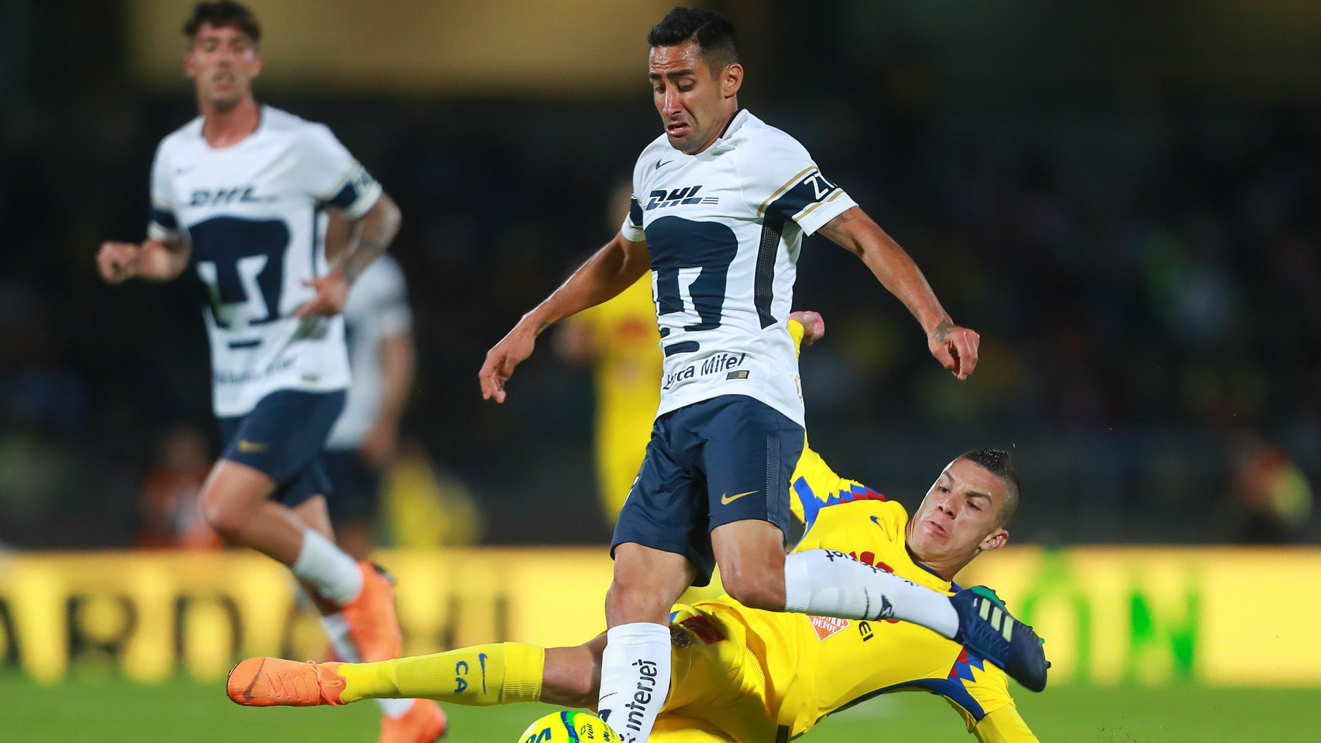 Luis Fuentes Pumas Liga MX