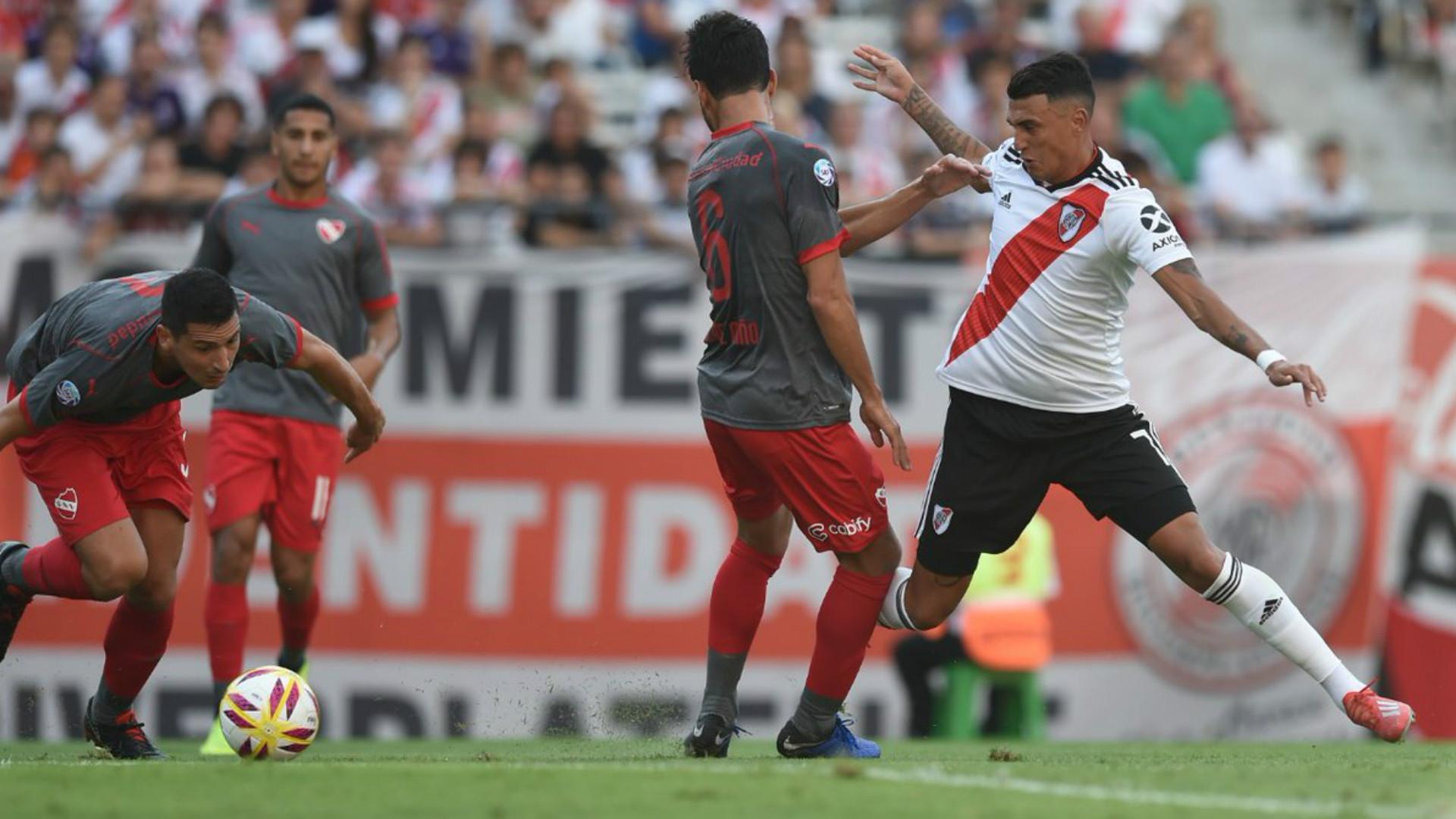 Matias Suarez River Independiente Superliga 17032019