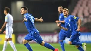 Riccardo Orsolini U20 Italy 08062017