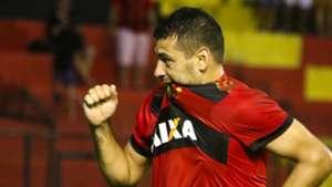 Diego Souza Sport Recife Atletico-PR Brasileirao 02072017