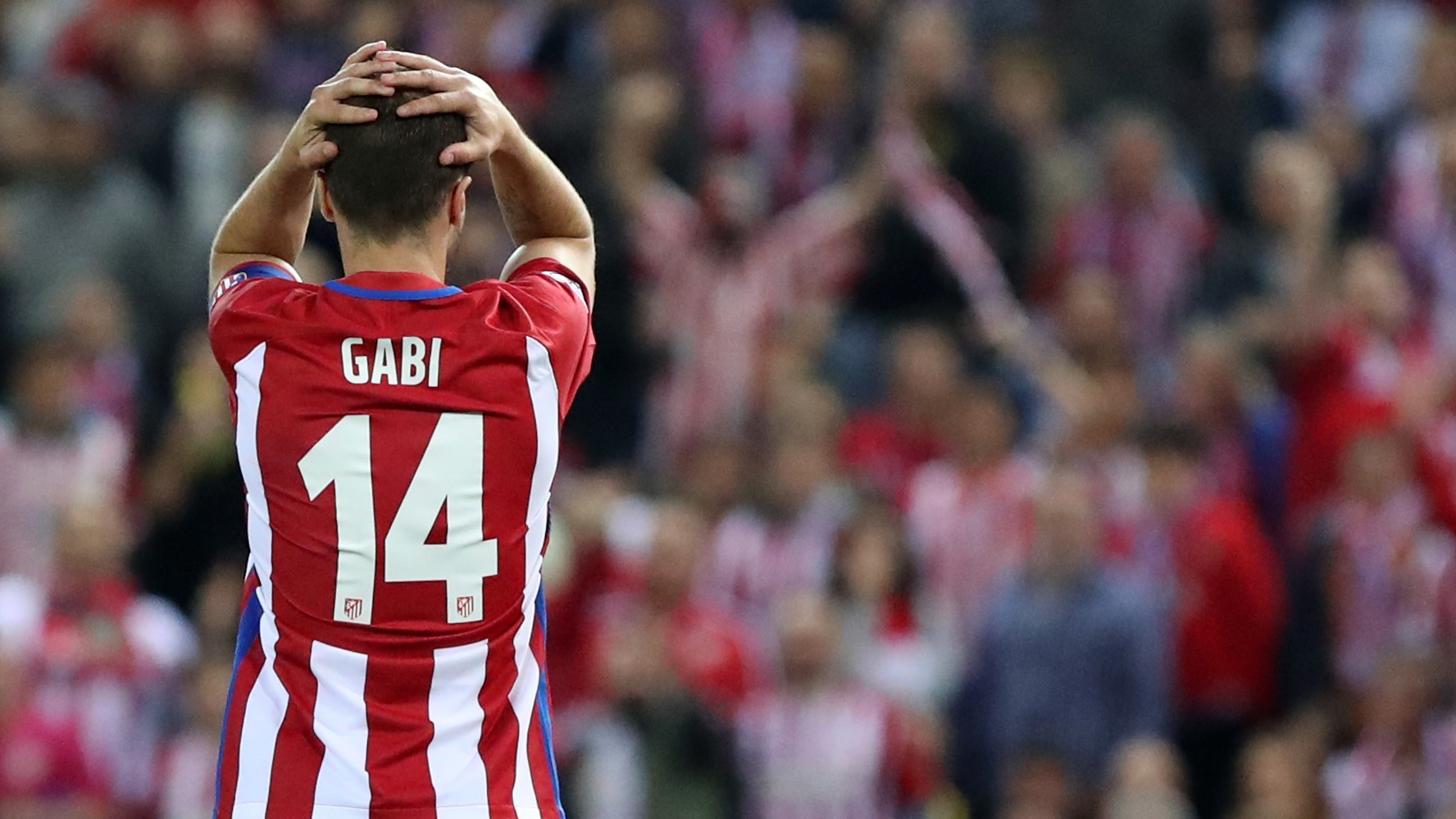 Gabi Atletico Real Madrid UCL 10052017