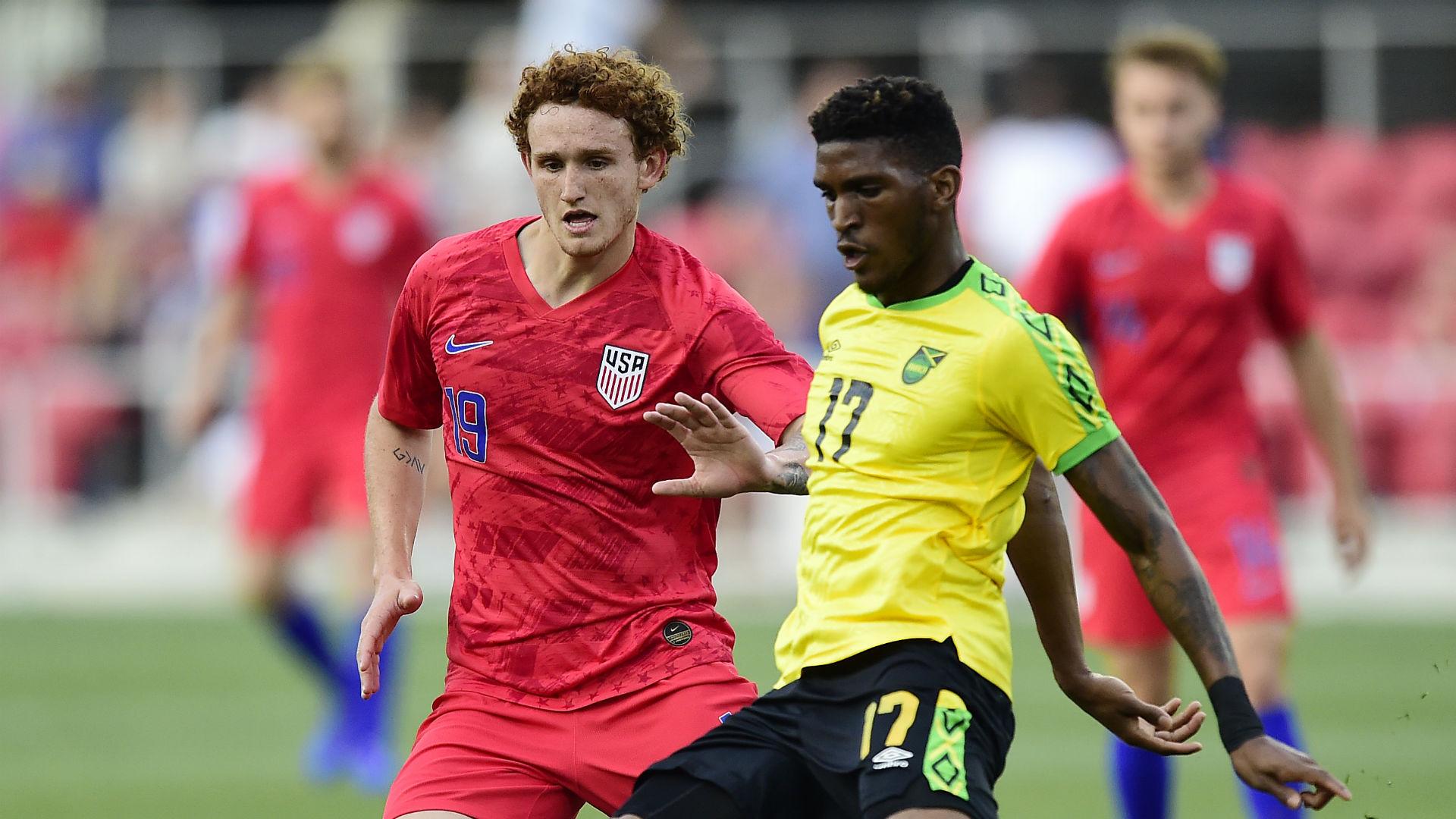 Josh Sargent USA Jamaica 2019