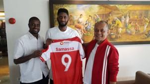 Mamadou Samassa - Madura United