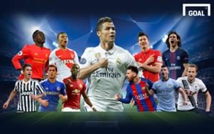 Champions League 2017-18 GFX