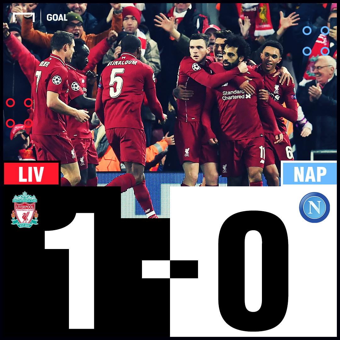 Liverpool Napoli GFX