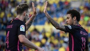 Ivan Rakitic Neymar FC Barcelona