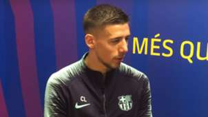 Lenglet Barcelona video
