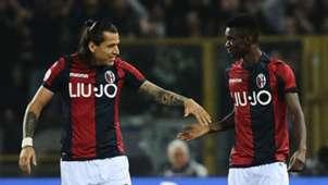 Federico Santander Ibrahima Mbaye Bologna Atalanta Serie A