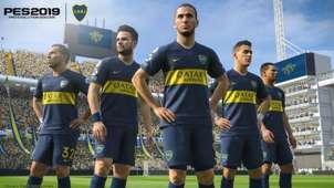 Boca Juniors PES