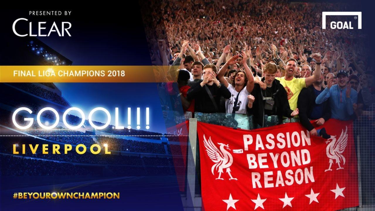 Liverpool 1 Goal Alert