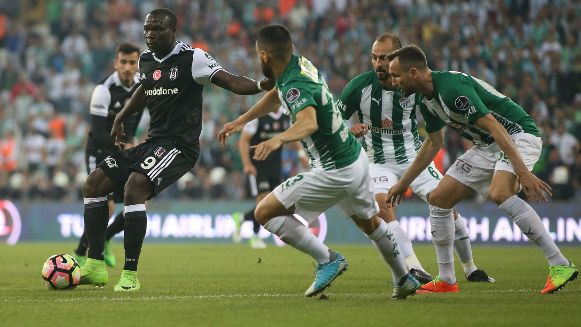 Vincent Aboubakar Bursaspor Besiktas 05152017