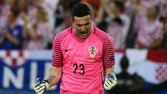 croatia spain - danijel subasic - euro 2016 - 21062016