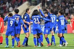 ฟุตบอลหญิงทีมชาติไทย 2018