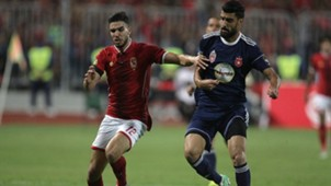 Azaro Al Ahly Caf Champions League