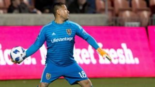 Nick Rimando Real Salt Lake MLS 2018