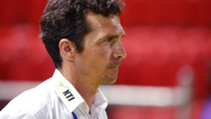 Guillermo Amor Adelaide United v Perth Glory A-League 10022017