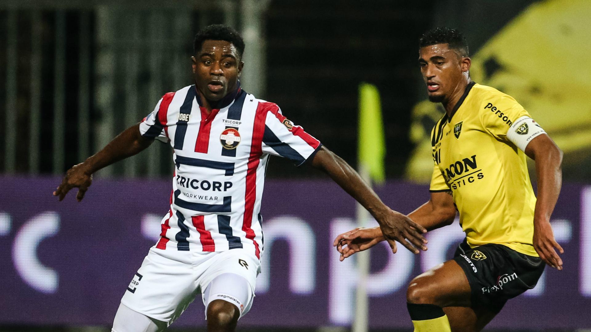 Ogbeche, VVV - Willem II, Eredivisie 11252017