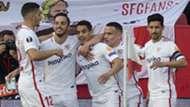 Sevilla celebrate 2018-19