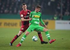 Mickael Cuisance Borussia Mönchengladbach
