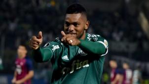 Miguel Borja Cerro Porteno Palmeiras Libertadores 09082018