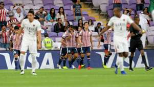 Chivas Kashima Antlers Mundial de Clubes Ángel Zaldívar