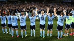 Sydney FC v Perth Glory A-League 29042017