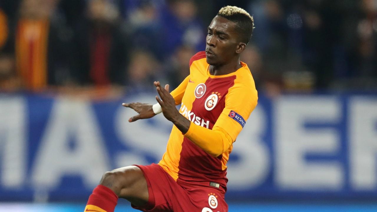 Henry Onyekuru at the double as Galatasaray end six-game winless run