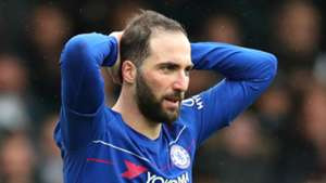 Higuain faces tough battle over Chelsea future with Juventus not wanting him back