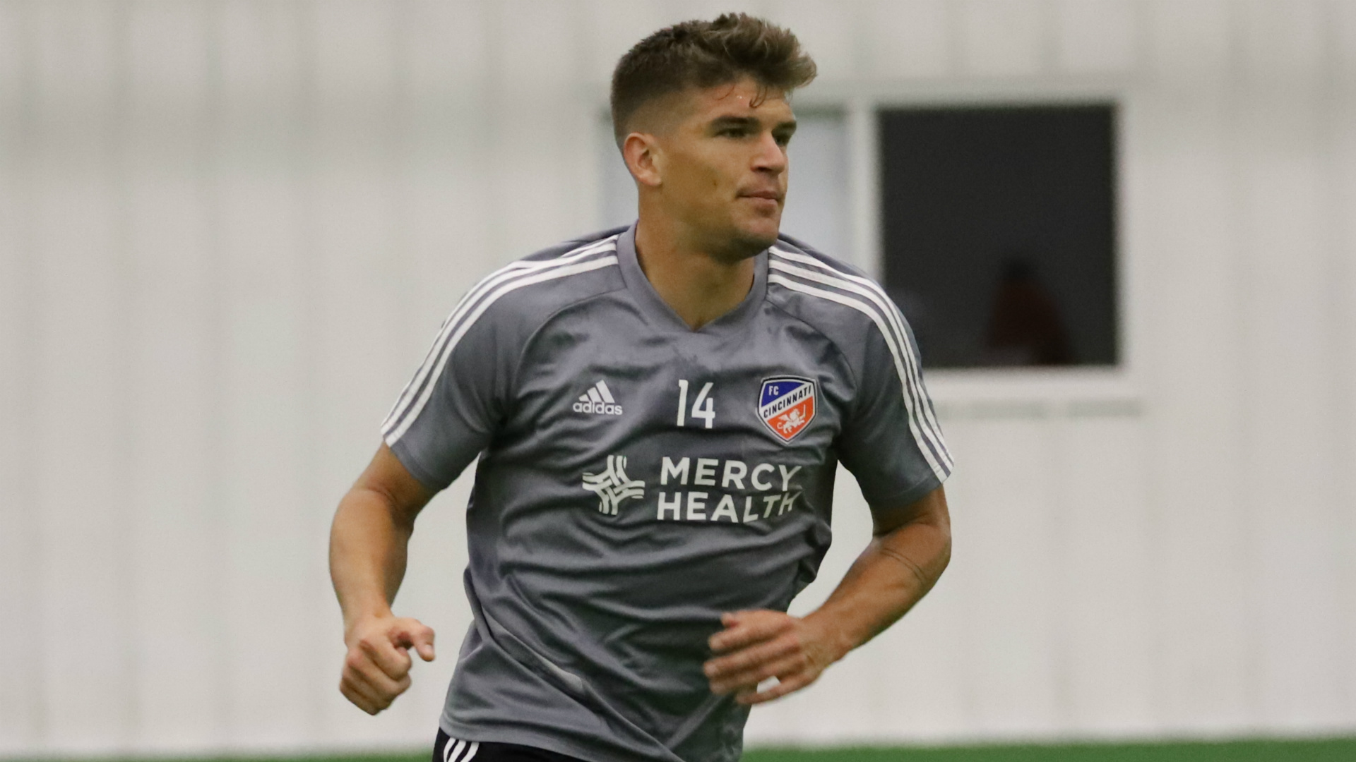 Nick Hagglund MLS FC Cincinnati