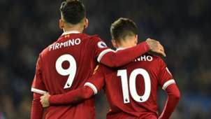 Firmino Coutinho Liverpool