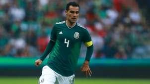 Rafael Marquez Mexico friendly 2018