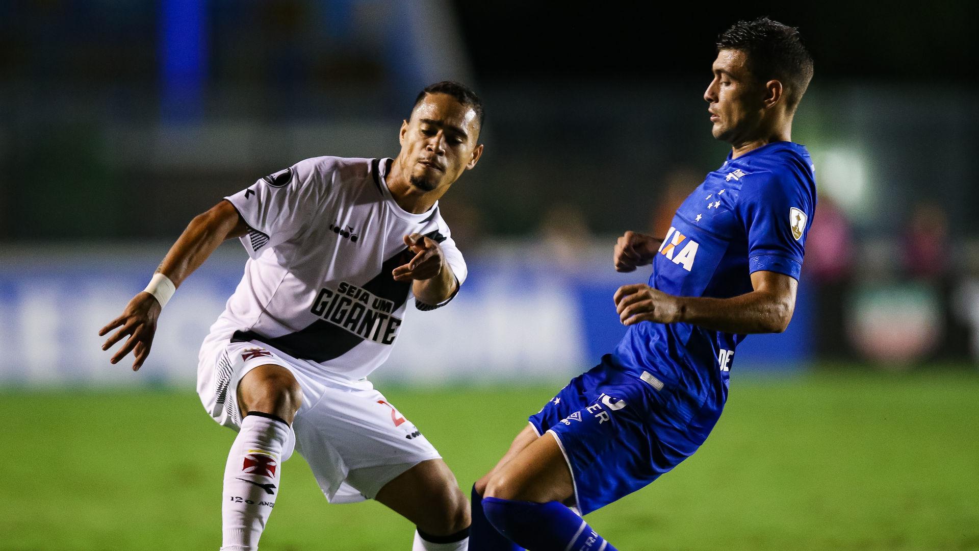 Yago Pikachu Arrascaeta Vasco Cruzeiro Libertadores 02052018