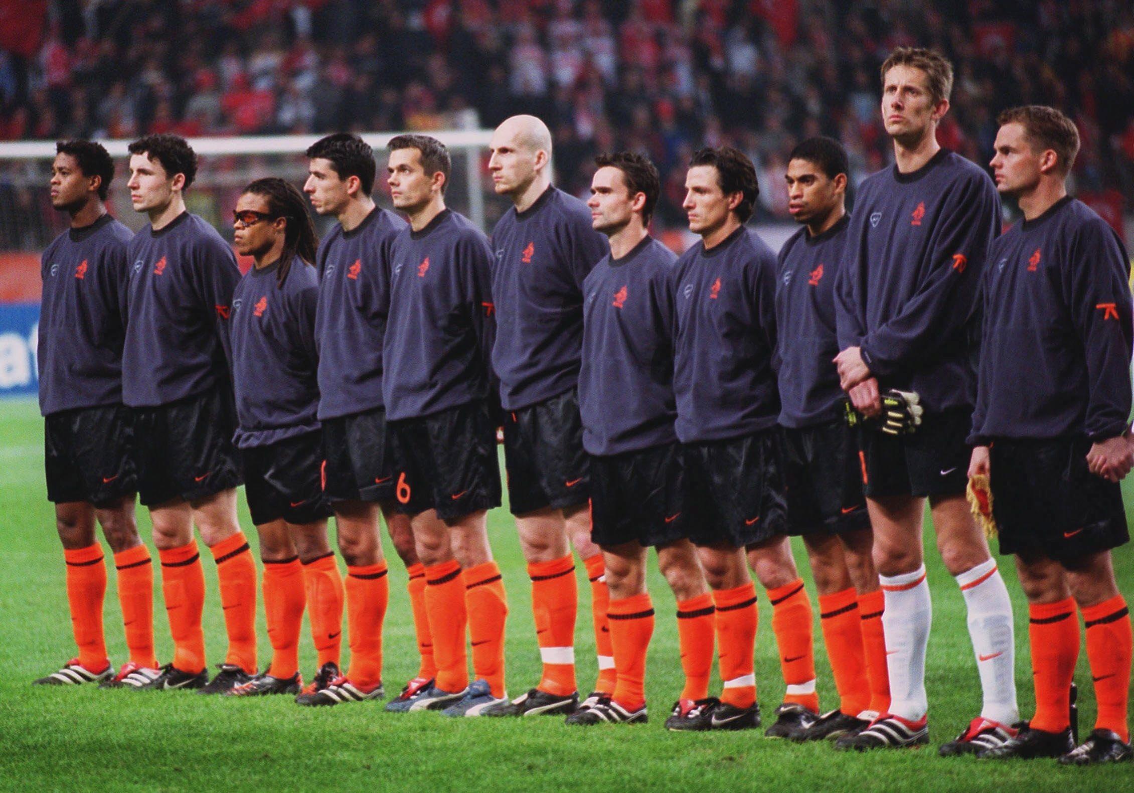 Netherlands, 2001