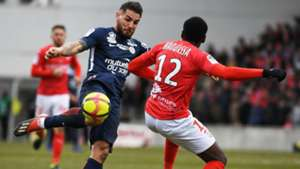 Andy Delort Nimes Montpellier Ligue 1 03022019