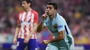 Luis Suarez Barcelona Atletico Madrid